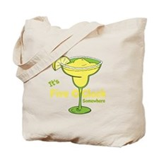 Margarita Time - Five O'clock 9 To 5 Tote Bag