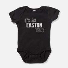 Its An Easton Thing Baby Bodysuit