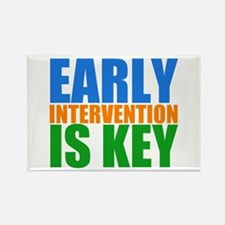 Early Intervention Rectangle Magnet (10 pack)