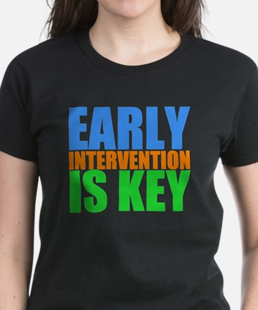 Early Intervention Tee