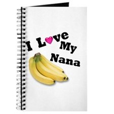 I Love Nana!! Journal