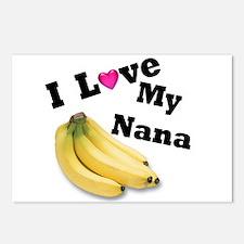 I Love Nana!! Postcards (Package of 8)