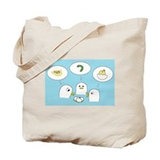 Found Some Eggs Tote Bag