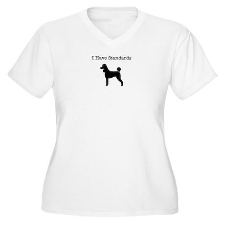 i_have_stds_black Plus Size T-Shirt