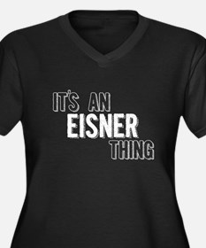 Its An Eisner Thing Plus Size T-Shirt