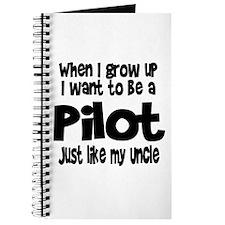 WIGU Pilot Uncle Journal