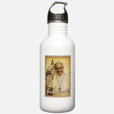 Pope Francis Water Bottle