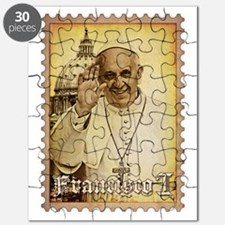 Pope Francis Puzzle