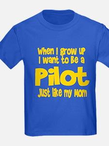 WIGU Pilot Mom T