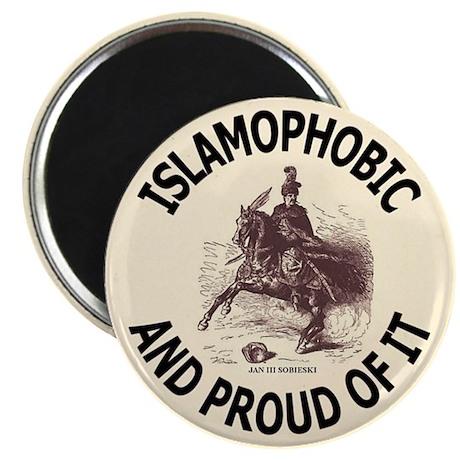"Islamophobe 2.25"" Magnet (10 pack)"