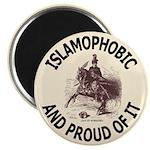 Islamophobe Magnet