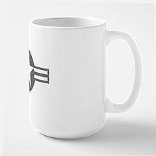 US Military Aircraft Insignia Mug