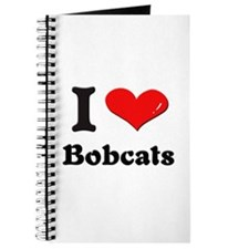 I love bobcats Journal