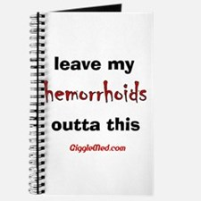 Leave Out Hemorrhoids Journal