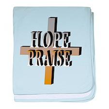 Hope-Praise.png baby blanket