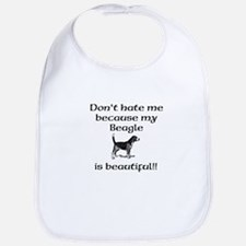 Dont hate...Beagle Bib
