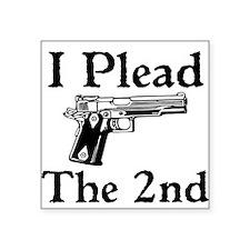 Plead the 2nd Sticker