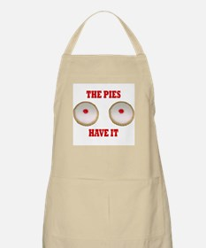 The Pies Have It BBQ Apron