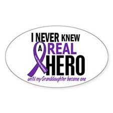 Cystic Fibrosis Real Hero 2 Decal