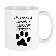 Happiness Is Owning A Labrador Retriever Mugs