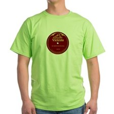 Vintage Victrola Label T-Shirt