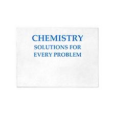 CHEMISTRY 5'x7'Area Rug