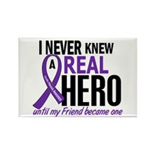 Cystic Fibrosis Real Hero 2 Rectangle Magnet