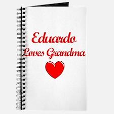 Eduardo Loves Grandma Journal