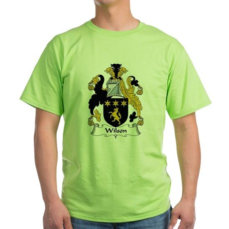 Wilson Green T-Shirt