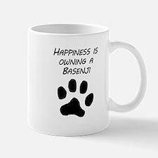 Happiness Is Owning A Basenji Mugs