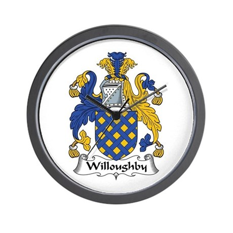 Willoughby Wall Clock