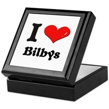 I love bilbys Keepsake Box