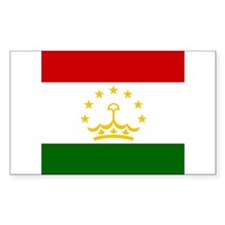 Flag of Tajikistan Decal
