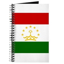 Flag of Tajikistan Journal