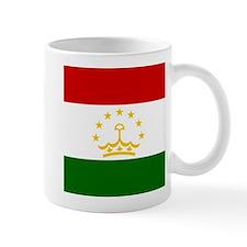 Flag of Tajikistan Mugs