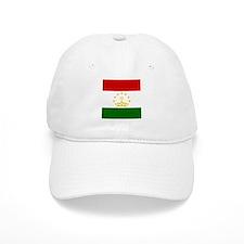 Flag of Tajikistan Baseball Cap