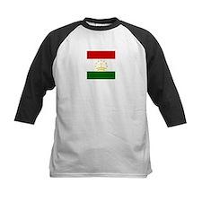 Flag of Tajikistan Baseball Jersey