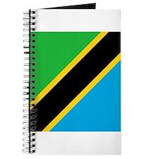 Flag of Tanzania Journal
