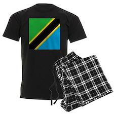 Flag of Tanzania pajamas