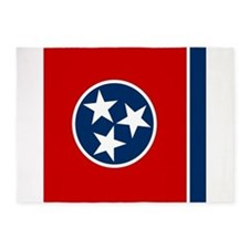 Flag of Tennessee 5'x7'Area Rug