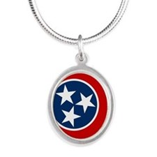 Flag of Tennessee Necklaces