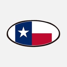 Flag of Texas Patches