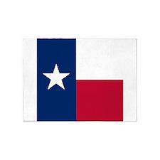 Flag of Texas 5'x7'Area Rug