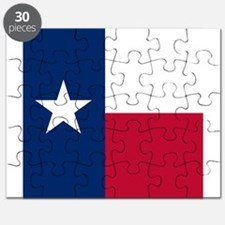 Flag of Texas Puzzle