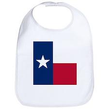 Flag of Texas Bib