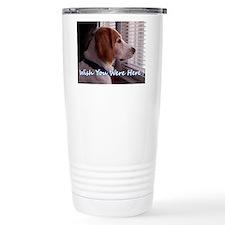 Wish You Were Here Travel Mug