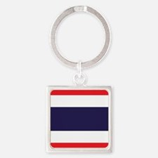 Flag of Thailand Keychains