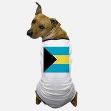 Flag of the Bahamas Dog T-Shirt