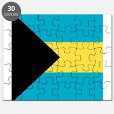 Flag of the Bahamas Puzzle