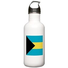 Flag of the Bahamas Sports Water Bottle